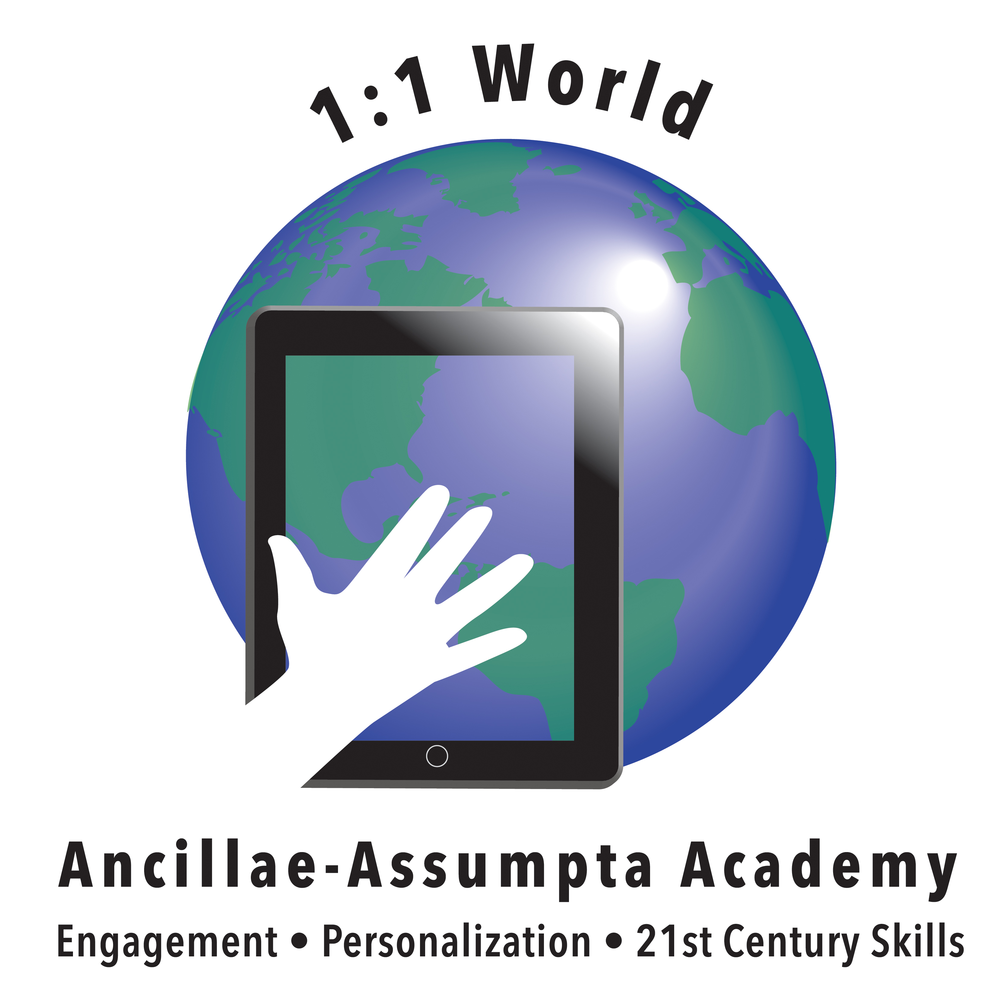 1 to 1 World Program for Ancillae-Assumpta Academy